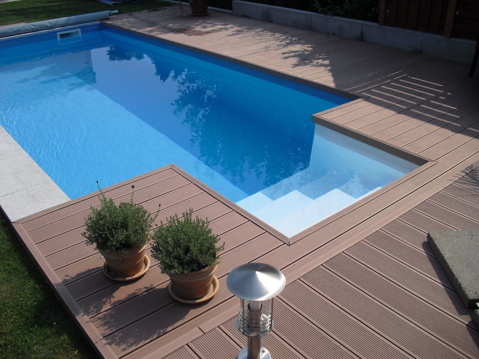 Pool selbstbau poolvergn gen f r jeden for Gartenpool holz
